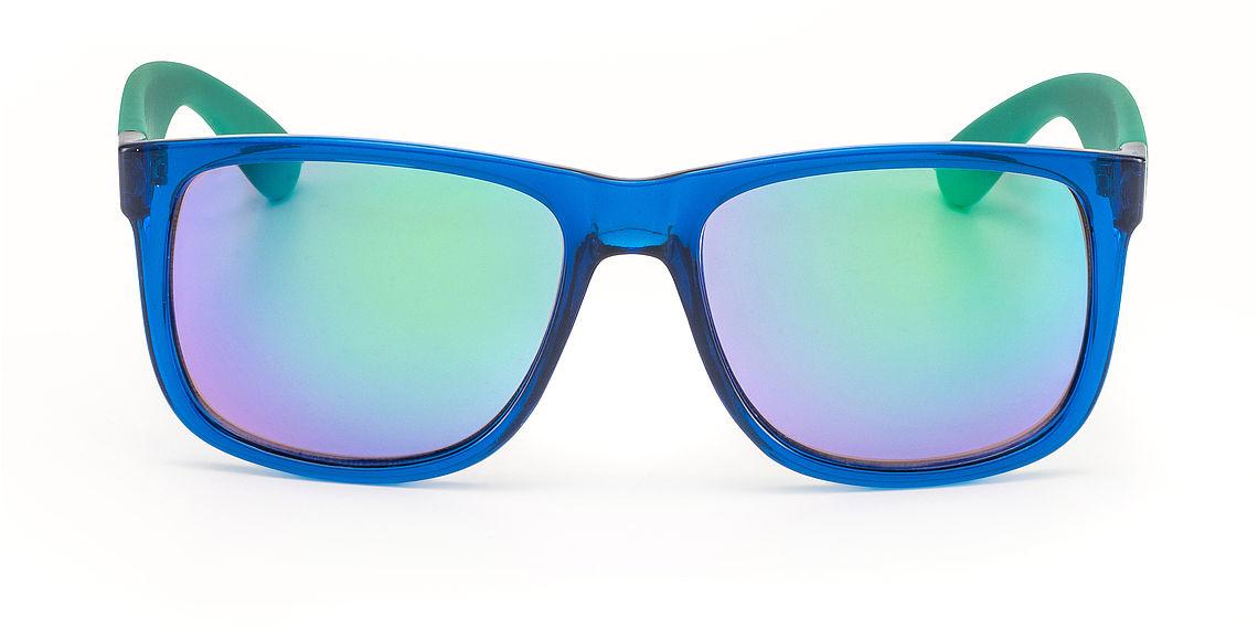 Mirrored Wayfarer sunglasses 302200