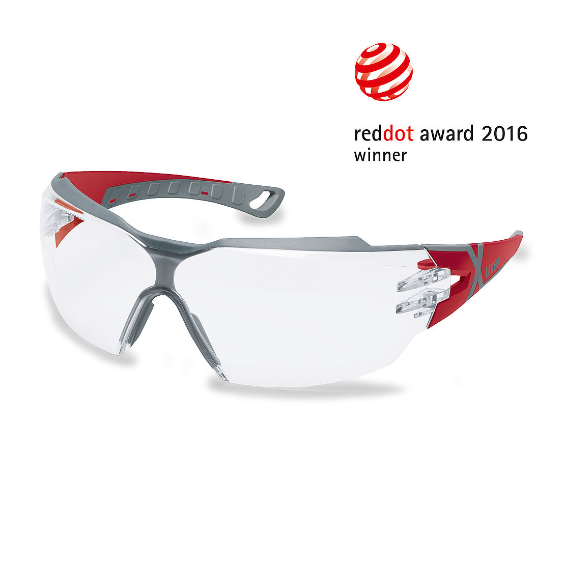 Red Dot Product Design Award 2016 for uvex pheos cx2