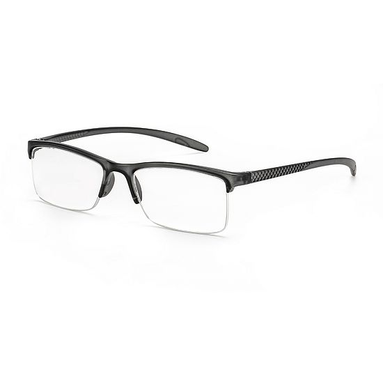 Main view reading glasses Miami grey