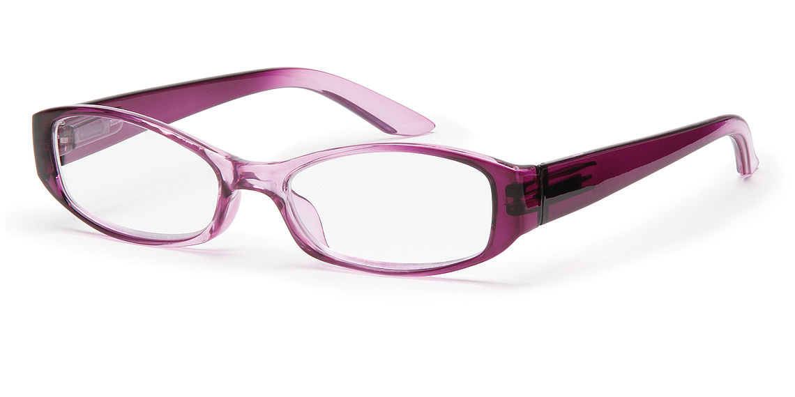 Reading glasses Verona purple