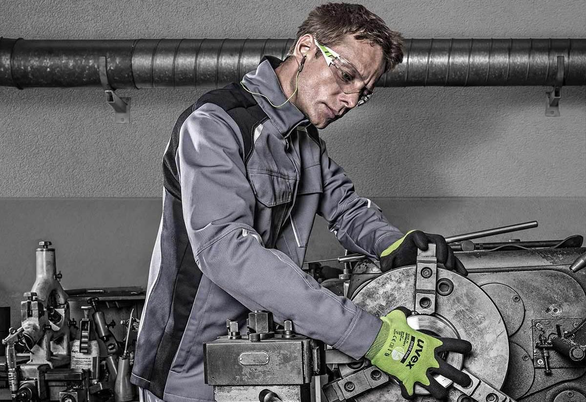 uvex D500 foam Arbeitsschutzhanschuh