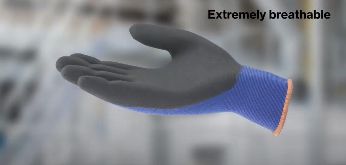 Safety gloves for mechanical hazards - uvex athletic - EN 388:2016 (EN)