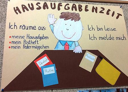 Bei der Stadtmission Nürnberg unterstützt die Rainer Winter Stiftung die Hausaufgaben Betreuung.