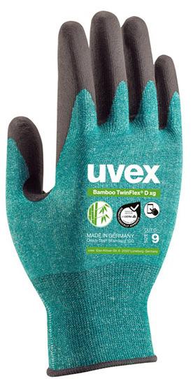 Touchscreen Handschuhe: nachhaltiger Schnittschutzhandschuh aus Bambusfaser