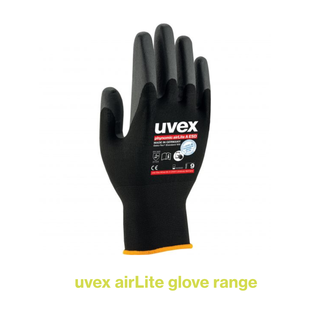 uvex airlite gloves