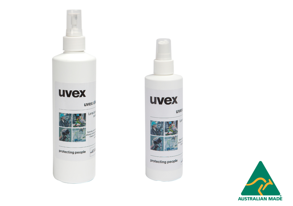 uvex lens cleaning fluid 1015 / 1009
