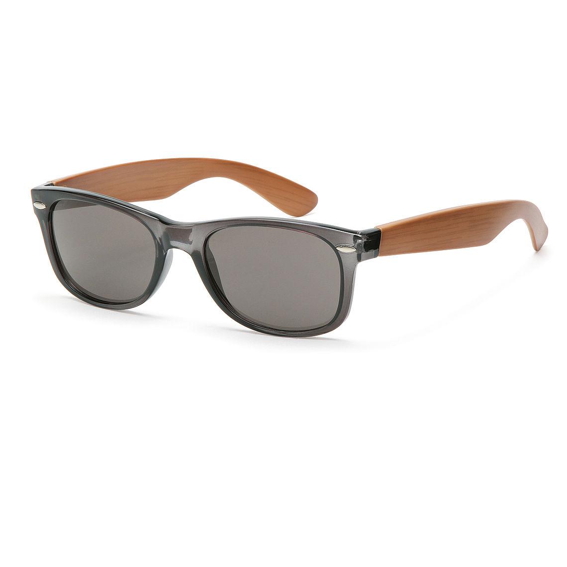 Wayfarer sunglasses 302210 in wood look
