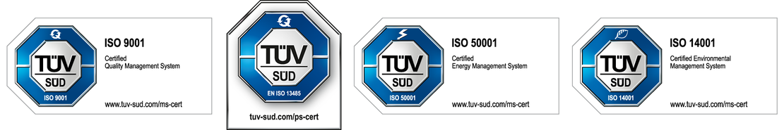 filtral iso certification marks