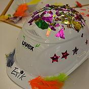 uvex-arbeitsschutzhelm-mit-glitzer