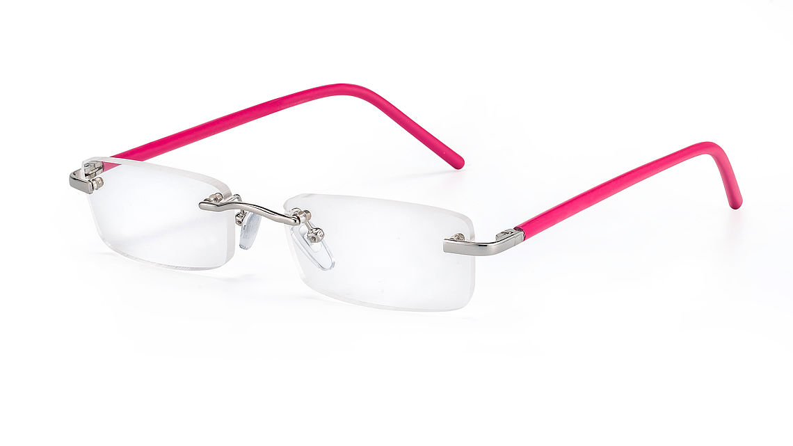 reading glasses monaco pink
