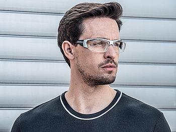 Schutzbrillen mit individueller Sehstärke