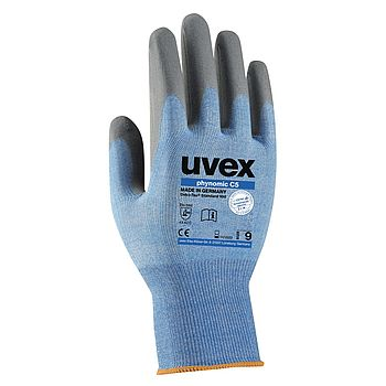 good climate, good grip – safety gloves from uvex