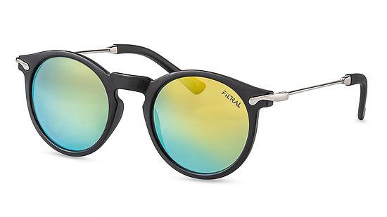 runde sonnenbrille für eckige gesichter F3067821