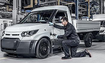 uvex occupational safety vehicle assembly electromobility
