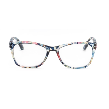 Front view reading glasses tokyo pastel