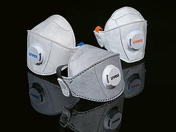 uvex Atemschutzberater richtige Atemschutzmaske finden