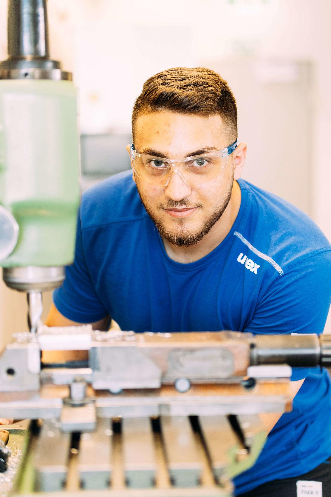 Ausbildung-Industriemechaniker-uvex-group