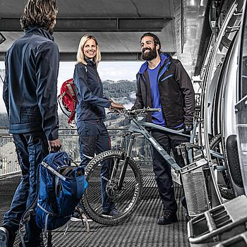 [Translate to Swedish:] A workwear collection with a story: uvex suXXeed