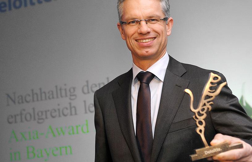 Georg Höfler - Preis für Ökologische Nachhaltigkeit