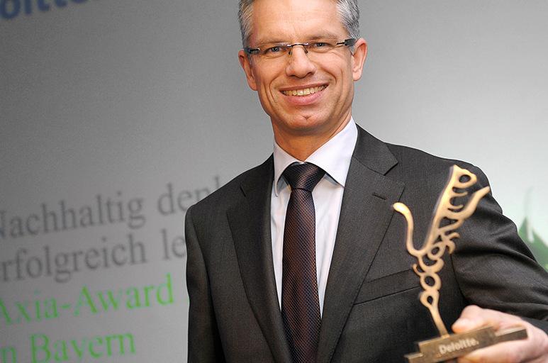 Geord Höfler CFO talks about Economic Sustainability