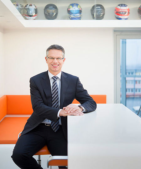 Georg Höfler - CFO uvex group