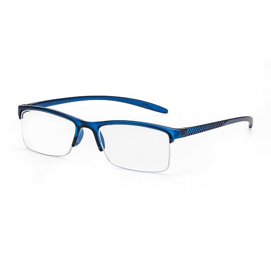 Main view reading glasses Miami blue