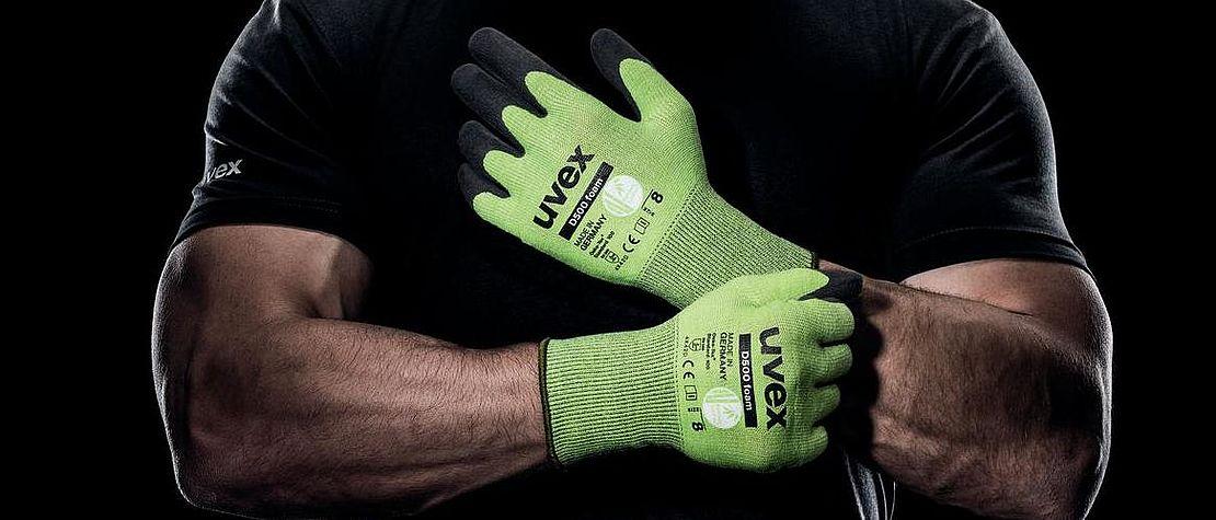Machen Sie jetzt den Tragetest und bestellen Ihr kostenloses Paar Handschuhe!