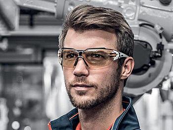 Safety glasses advisor uvex