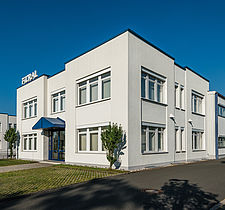 Filtral, Firmengebäude Fürth