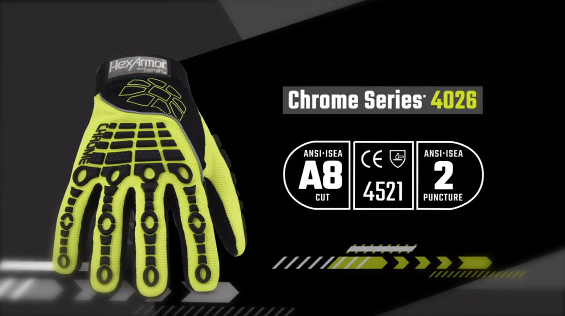 Chrome Series® 4026 Product Overview