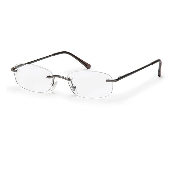 Main view reading glasses Hamburg anthracite