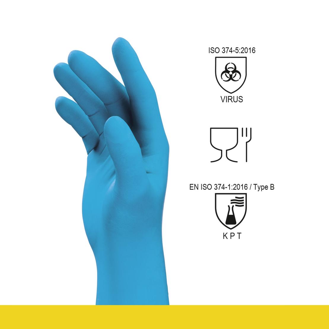 uvex Einwegschutzhandschuh