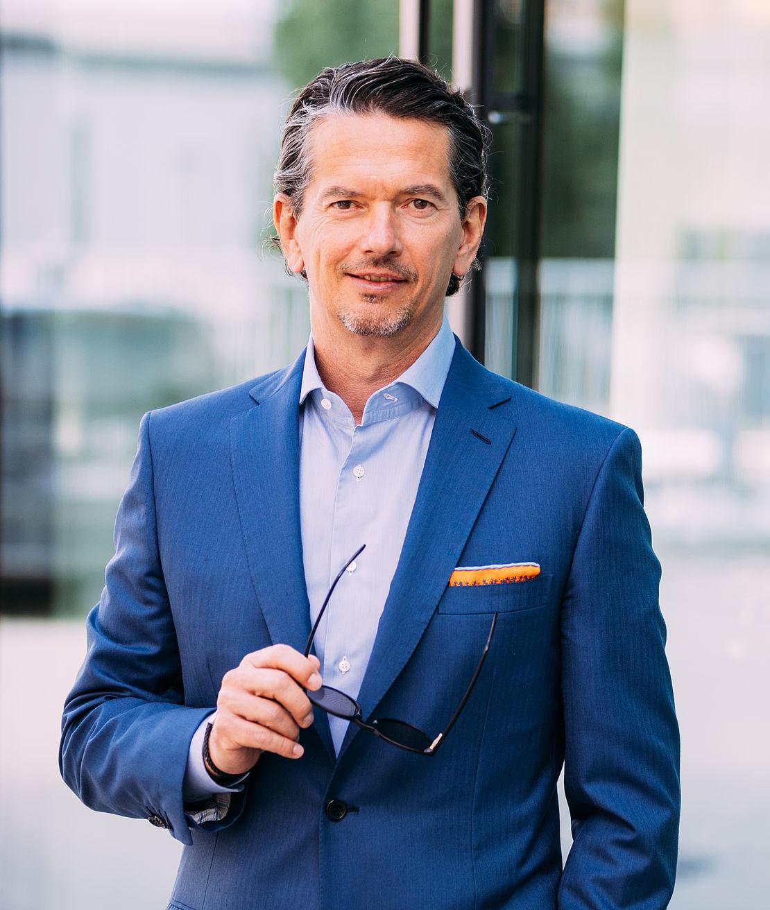 Michael Winter Geschäftsführer uvex group