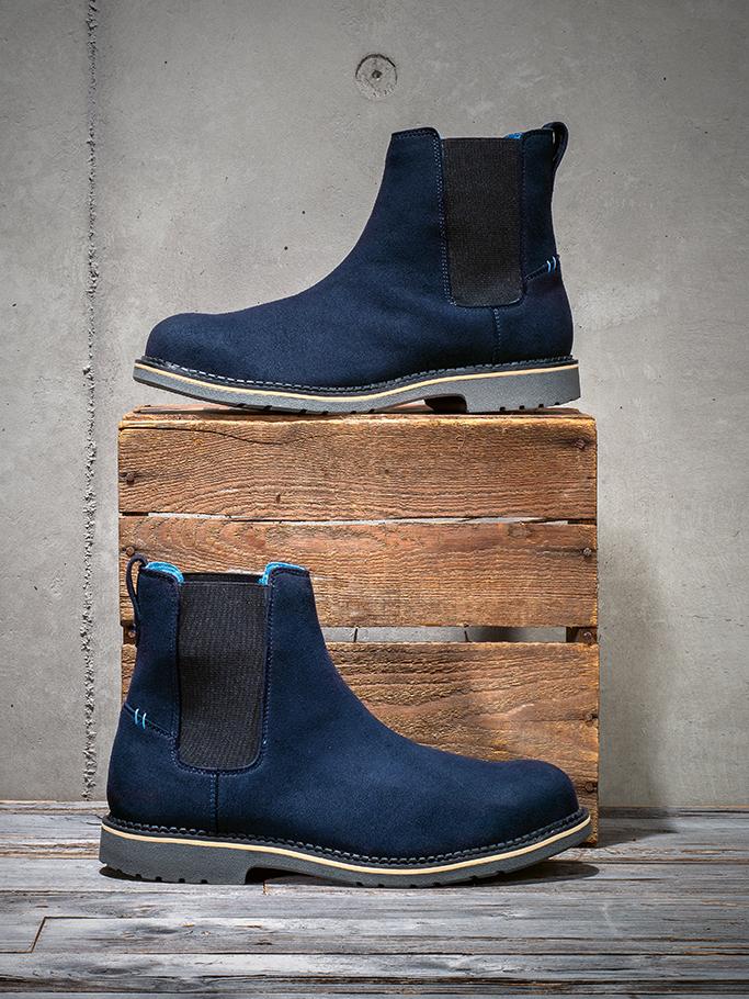 Chelsea Boots Sicherheitsschuhe Arbeitsschuhe - uvex 1 business
