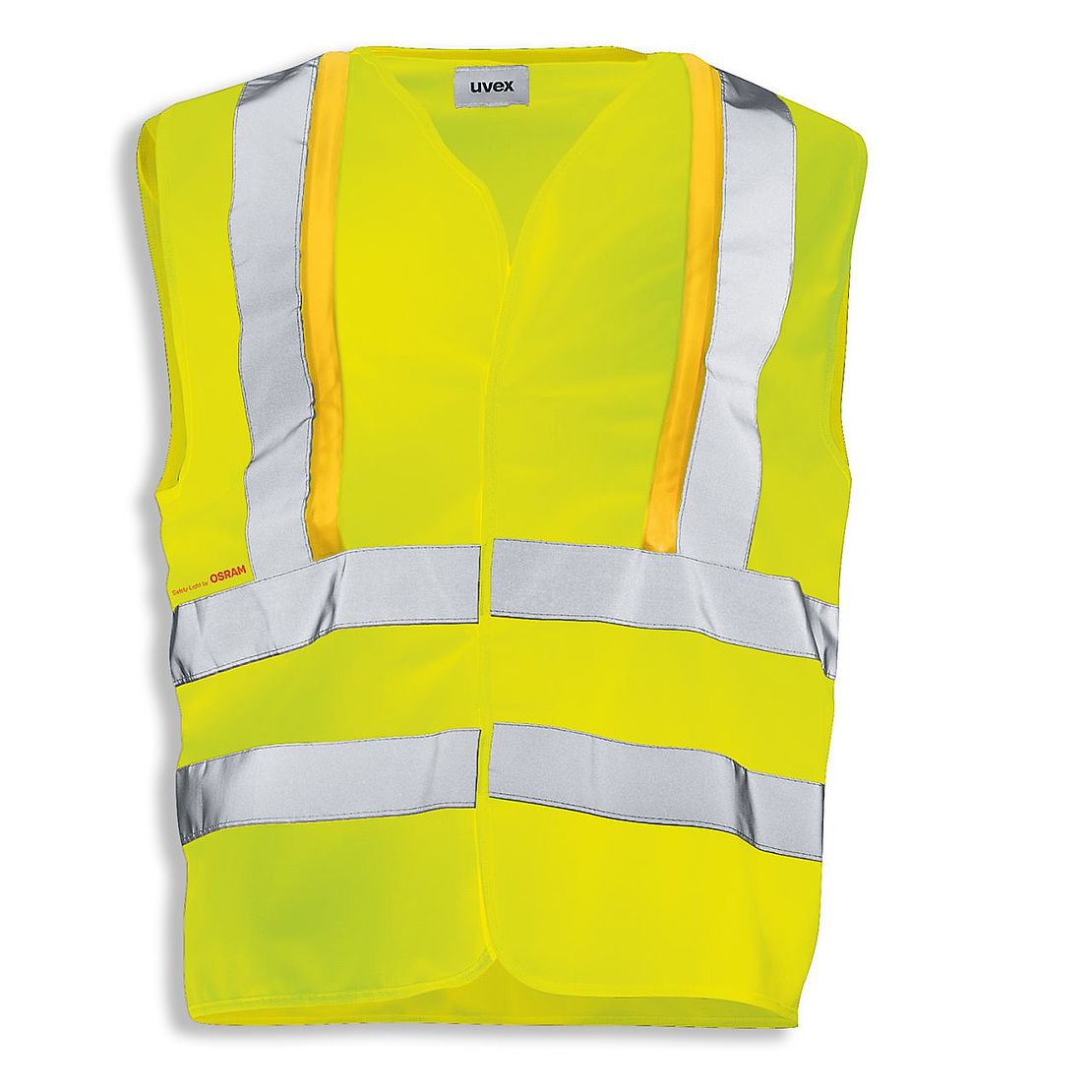 self-illuminating safety clothing protects you in the dark
