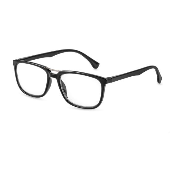 Main view, reading glasses stockholm black