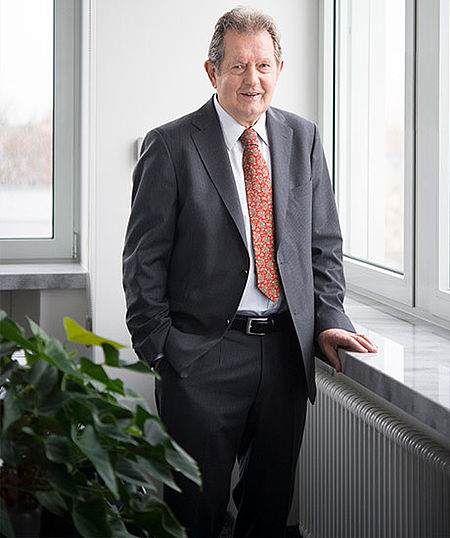 Rainer Winter - Vorsitzender der Geschäftsleitung uvex group und Gesellschafter