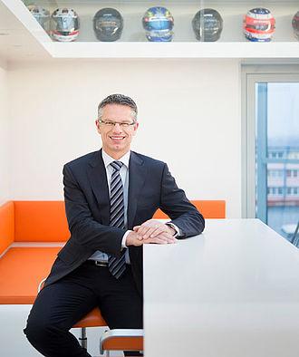 Georg Höfler - CFO uvex group