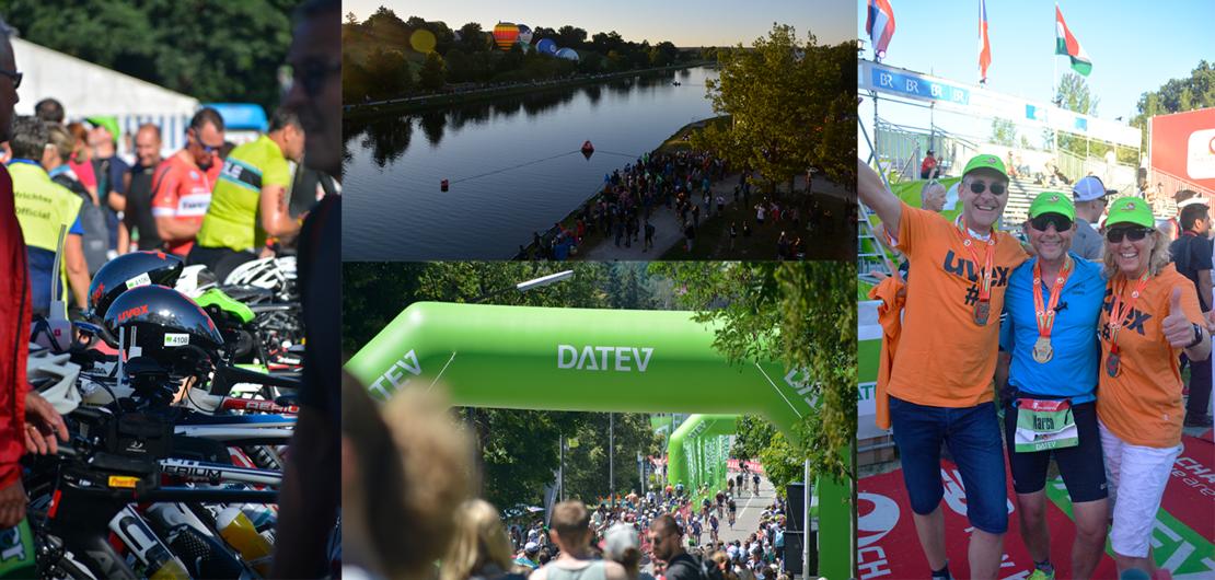 collage-aus-verschiedenen-bildern-der-datev-challenge-roth-mit-athleten-und-mitarbeitern-der-uvex-group