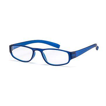 Filtral Lesebrille colour look blau