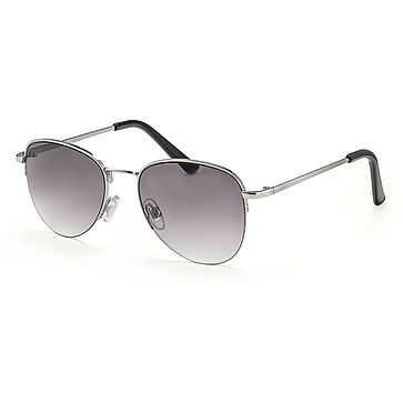 Main view sunglasses silver