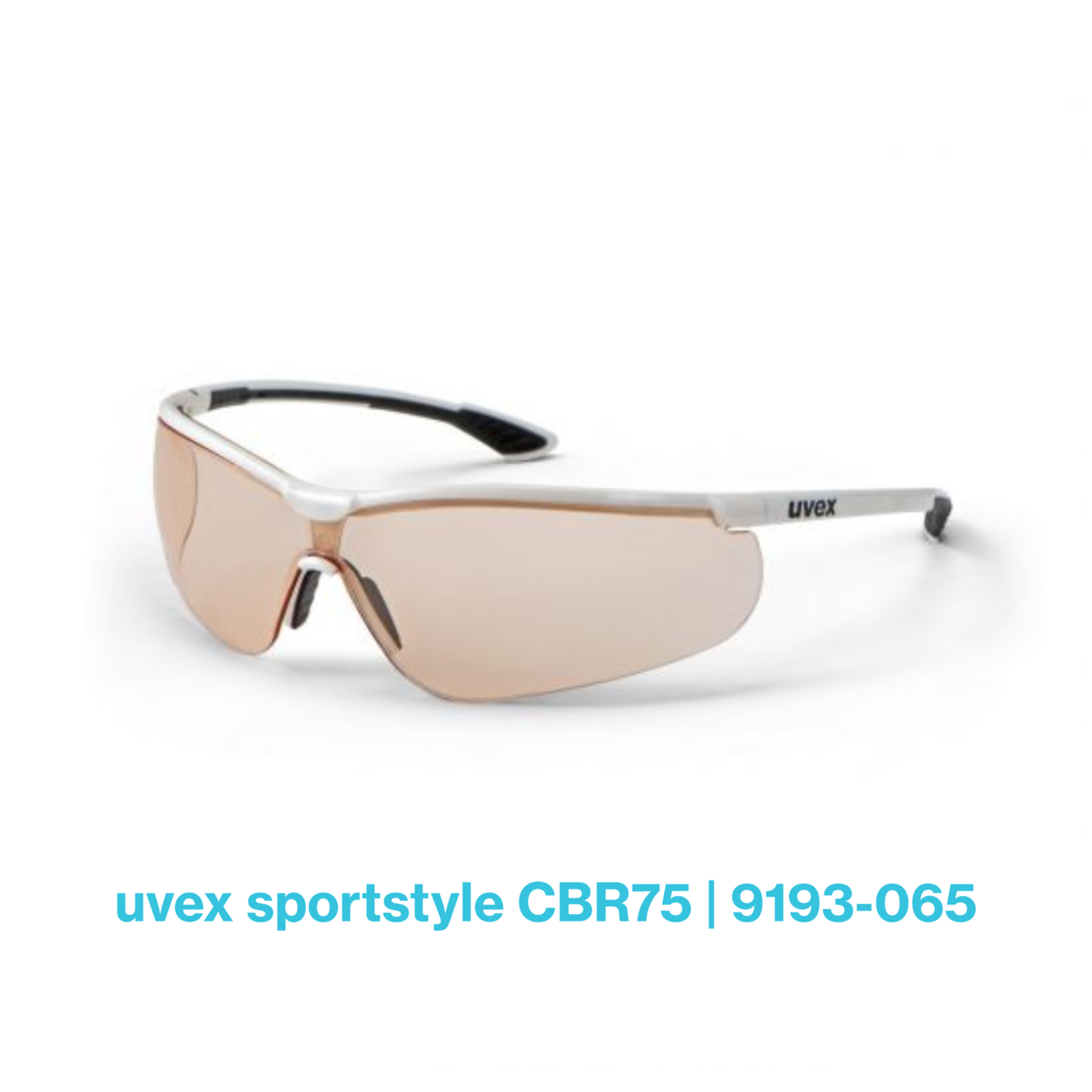 uvex CBR glasses for health workers