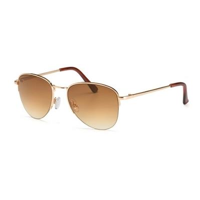 aviator sunglasses, gradient lenses