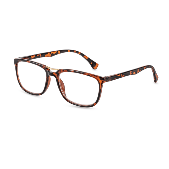 Main view, reading glasses stockholm brown