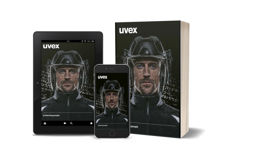 uvex PPE catalogue