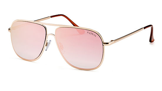 Aviator sunglasses 3001029 for oval faces