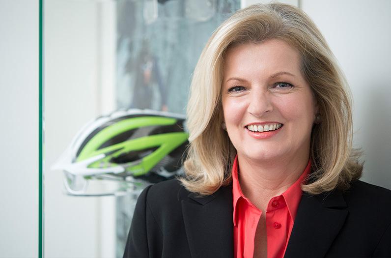 Gabi Grau - Gesellschafterin der uvex group