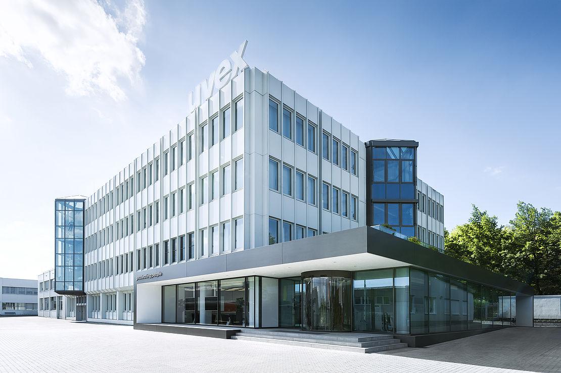 uvex group Fürth Holding Gebäude