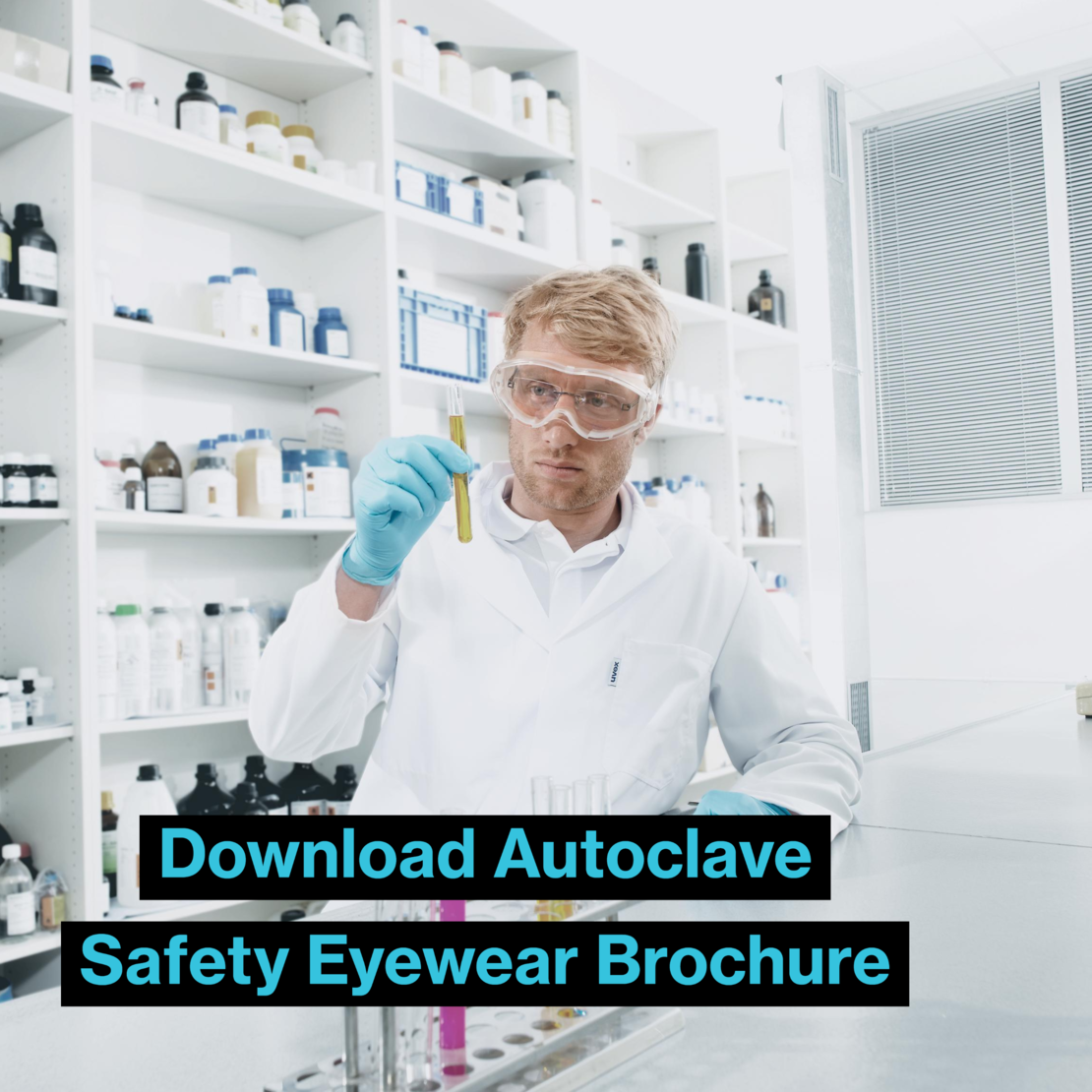 autoclave safety glasses