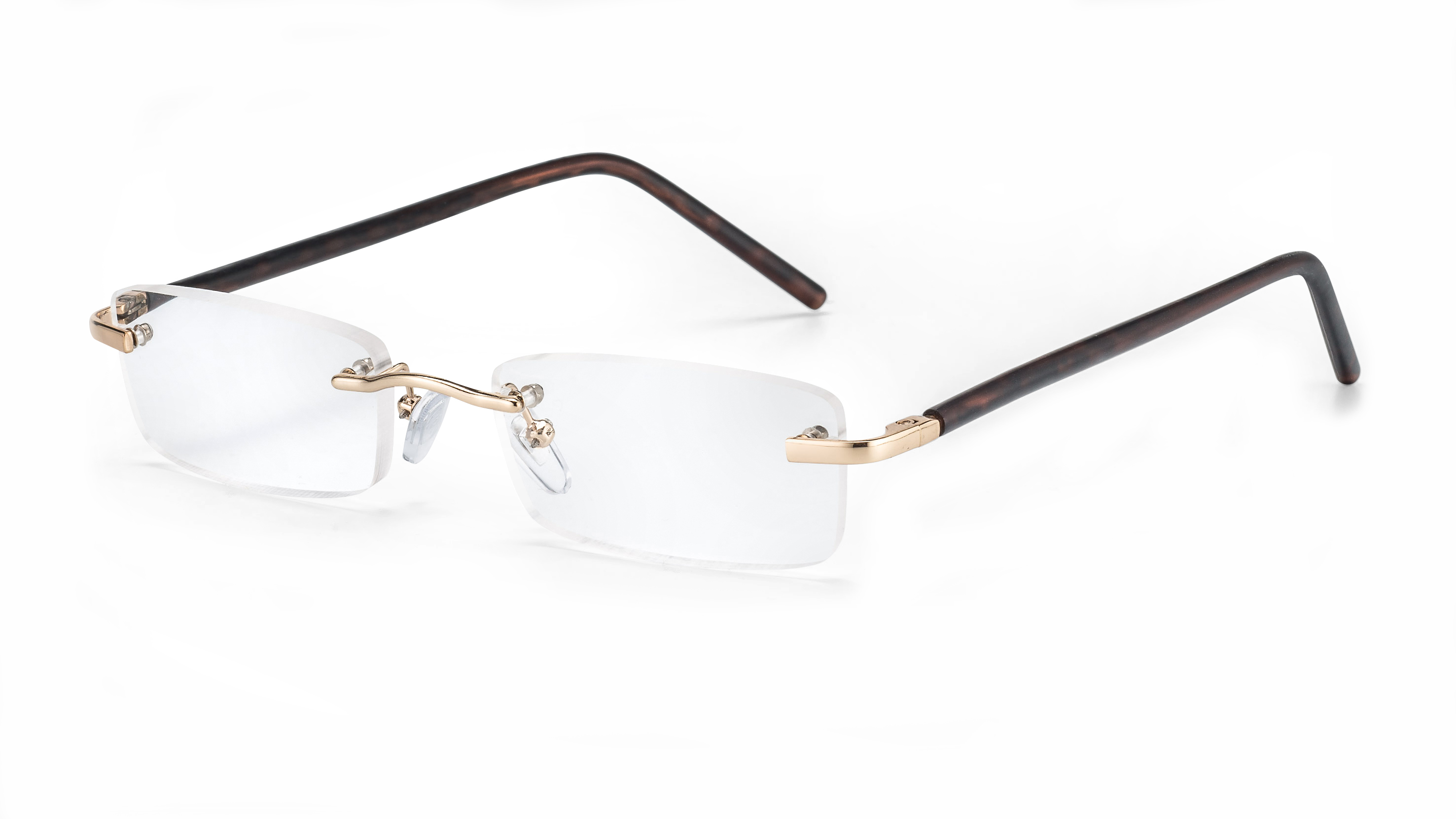 Main view reading glasses Monaco havana brown